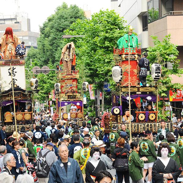赤坂のイベント