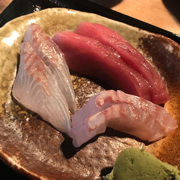 赤坂ランチグルメ:魚真 乃木坂店