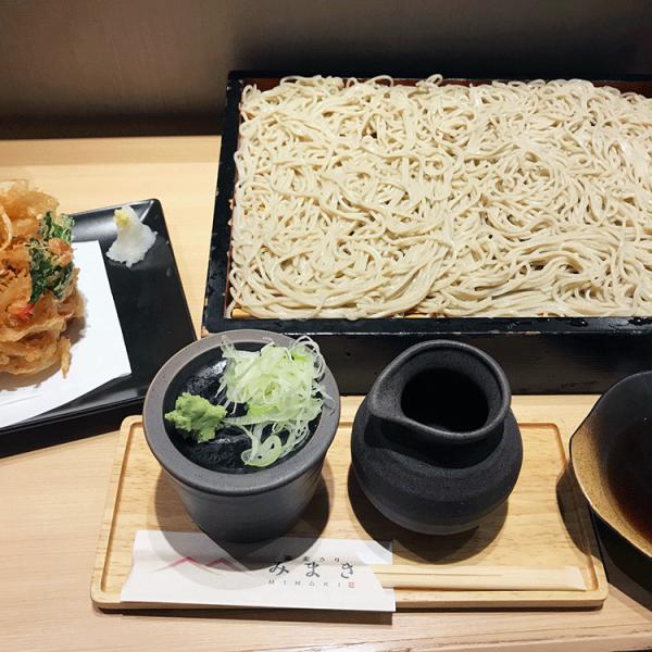 赤坂ランチグルメ:蕎麦きり みまき