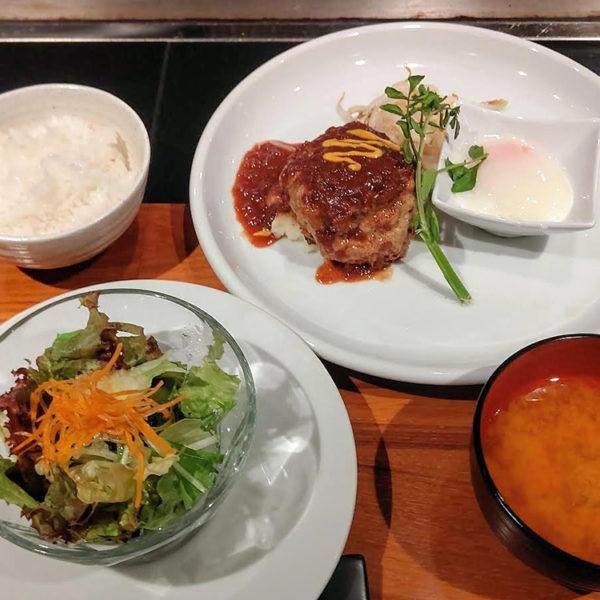 赤坂ランチグルメ:鉄板焼 さとう