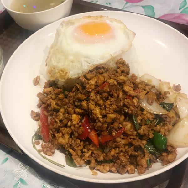 赤坂ランチグルメ:Soul Food Bangkok(ソウルフード バンコク)