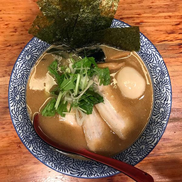 赤坂ランチグルメ:赤坂麺処 友