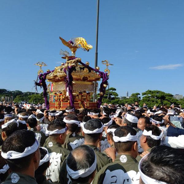 天皇陛下御即位をお祝いする国民祭典に参加してみた